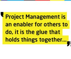 Rroject Management quote