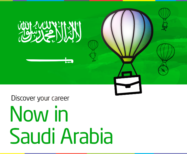 Discover your career in Saudi Aarbia with Laimoon